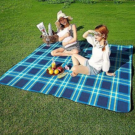 GL-outdoor Wasserdichte Strandpicknick-Campingmatte - 2m x 3m B07Q7SNNMN | Qualität zuerst