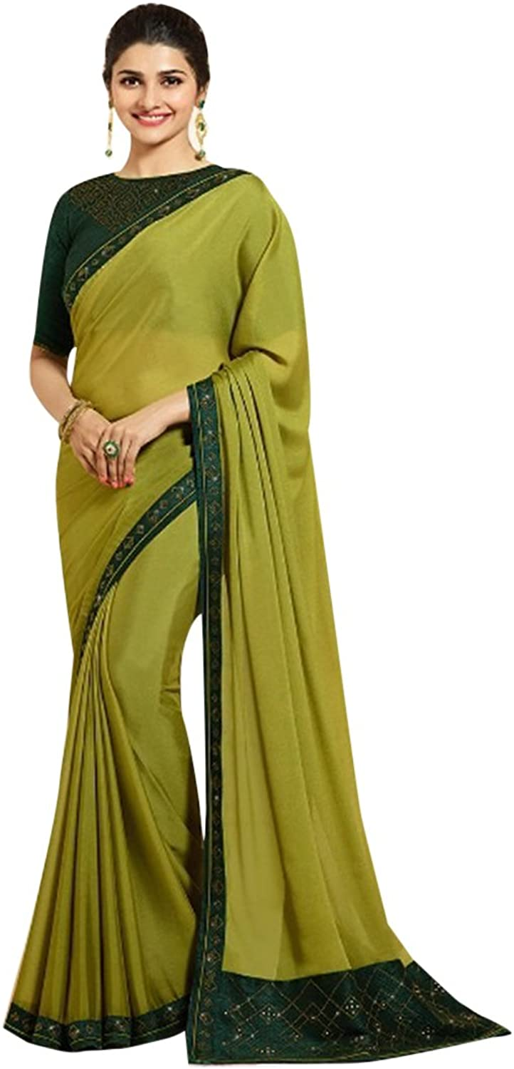 Designer Bollywood Saree Sari Heavy Work Women Latest Indian Ethnic Wedding Collection Blouse Party Wear Festive Ceremony 2815 5