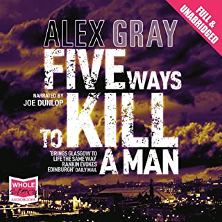 Five Ways to Kill a Man cover art