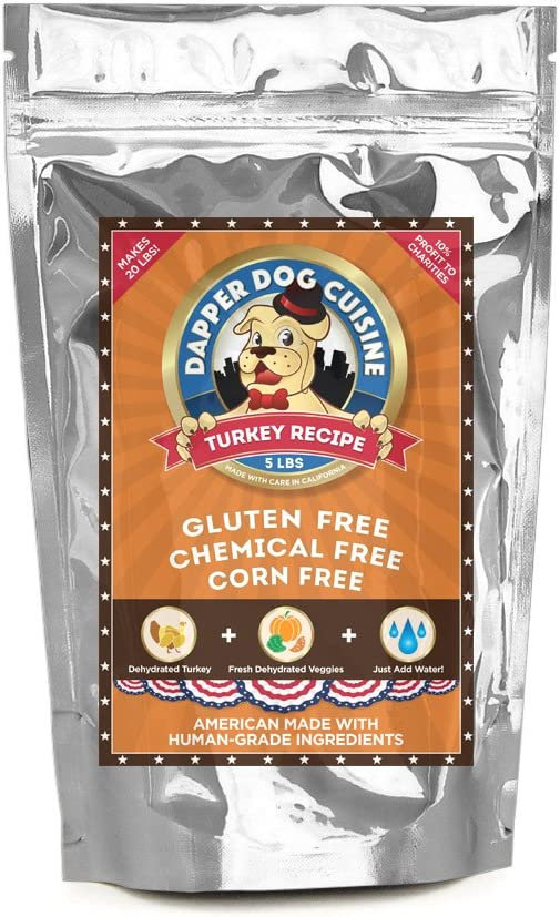 Dapper Dog Cuisine Milwaukee Mall Max 79% OFF Human Grade Grain Food Dehydrated Free