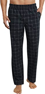 Schiesser Men's Hose Lang Pyjama Bottoms