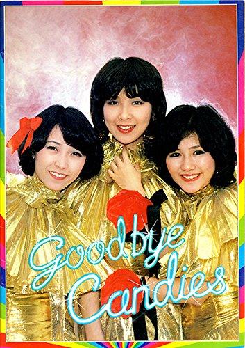 キャンディーズ パンフレット ありがとうカーニバル Goodbye Candies