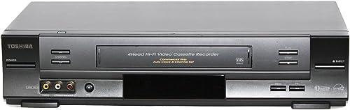 Toshiba W-627 HiFi Stereo VCR product image