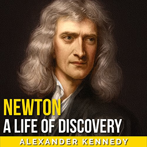 Newton audiobook cover art