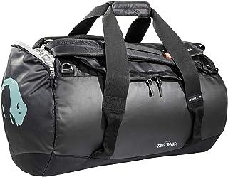 Tatonka Barrel M Reisetasche - 65 Liter - wasserfeste Tasche aus LKW-Plane mit Rucksackfunktion und großer Reißverschluss-...
