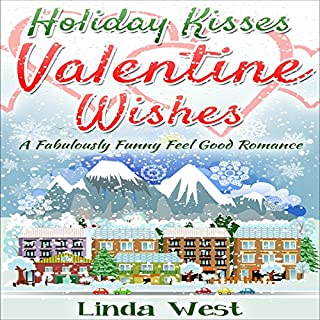 『Holiday Kisses and Valentine Wishes』のカバーアート