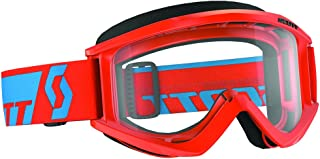 Scott Sports Recoil Xi Goggles with Standard AFC Lens (Orange Frame/Clear Lens)