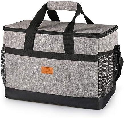 BFQY FH Picknick-Tasche Für Den Außenbereich, Außenbereich, Außenbereich, 33L Große Kapazitätsstarke Dicke Isolationsverpackung Für Mahlzeiten Zum Mitnehmen Frisch Kaltverpackung B07NMVRCH9 | Niedrige Kosten  160bfc
