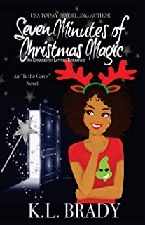 Seven Minutes of Christmas Magic: An Enemies to Lovers Romance