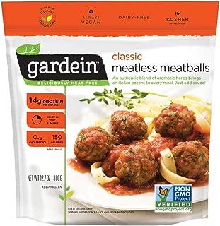 Gardein Classic Meatless Meatballs, 12.7 Ounce -- 8 per case.