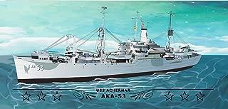 Navy Emporium USS Achernar AKA 53 Art Print