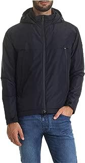 Luxury Fashion Mens I19P2143050 Blue Down Jacket | Fall Winter 19