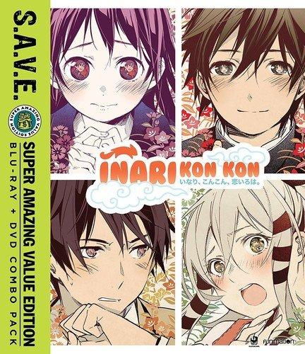 Inari Kon Kon: The Complete Series - S.A.V.E.