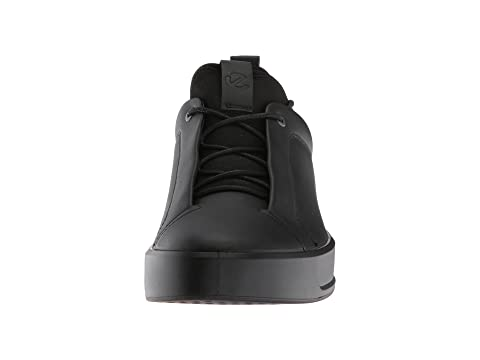 Black Low Soft ECCO ECCO 8 Soft XSwCx7
