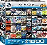 EuroGraphics 8000-0870 VW Cool Bus Puzzle (1000 Pieces)