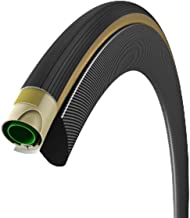 Vittoria Corsa Speed G Plus Tire - Tubular Gumwall/Black, 700c x 25mm