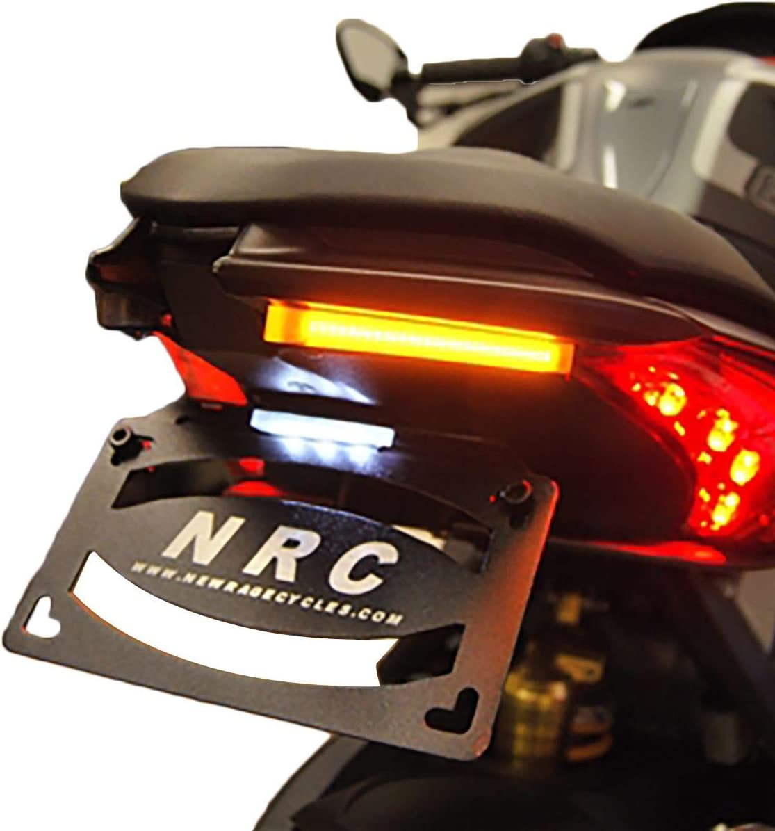 MV Agusta Dragster 5 ☆ Max 76% OFF popular 800 Fender Eliminator Rage Cycles - Kit New
