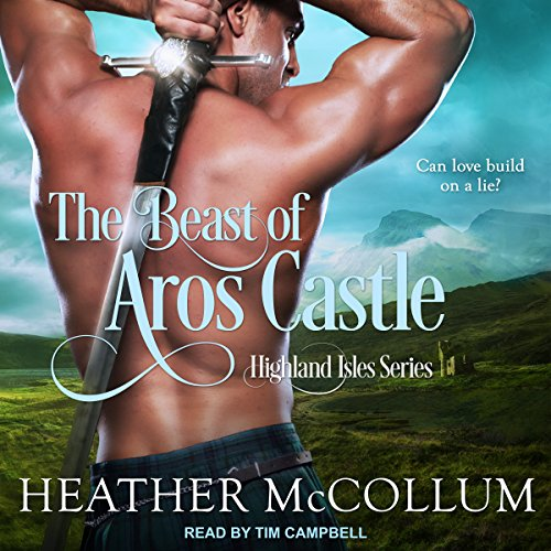 The Beast of Aros Castle cover art