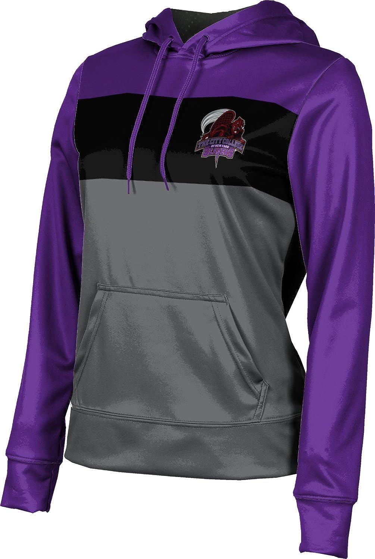 City College of New York Girls' Pullover Hoodie, School Spirit Sweatshirt (Prime)