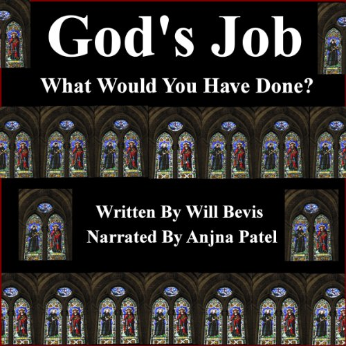 God's Job audiobook cover art