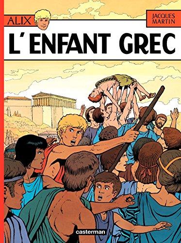 Alix (Tome 15) - L'Enfant grec