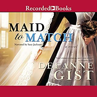 Maid to Match audiobook cover art