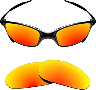 Kygear Anti-fading Polarized Replacement Lenses for Oakley Juliet Sunglasses