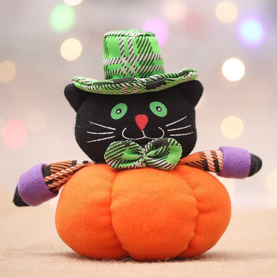 パラメータホステス自治的Besline ハロウィン ぬいぐるみ かぼちゃ 飾り 装飾品 造花 ドア 部屋飾り クリスマス ハロウィン アクセサリー ハロウィン 写真撮影 飾り 小道具 ハロウィングッズ
