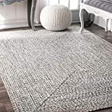 Best Braided Rugs - Nuloom 5' x 8' Braided Lefebvre Rug in Review