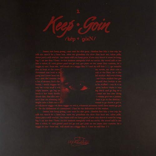 Keep Goin [Explicit]