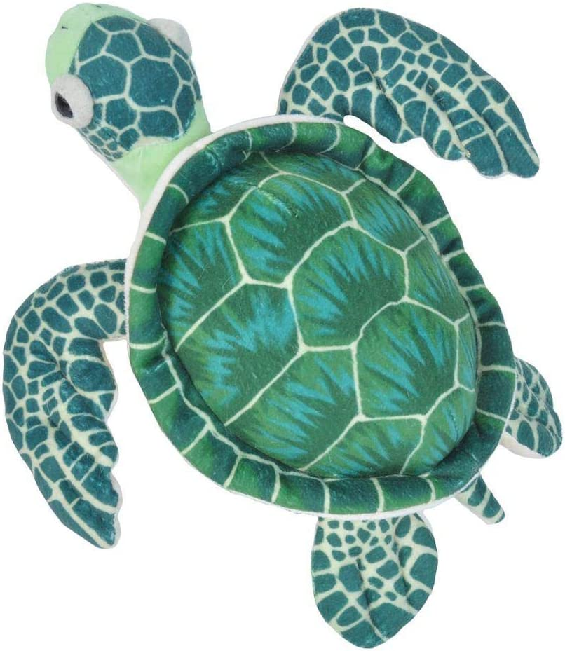 Wild Republic Sea Turtle Plush Toy discount Animal Gifts Stuffed outlet