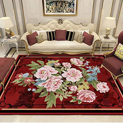 PANGLDT tapijten woonkamer grote tapijt -Nordic salontafel thuis mat 13 tapijt anti slip ondervloer slaapkamer kinderen gang tapijt