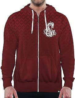 M/&S/&W Mens Plain Long Sleeve Drawstring Camo Cotton Zipper Long Pullover Hoodie Sweatshirt