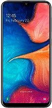 "Samsung Galaxy A20 US Version Factory Unlocked 32GB Memory, 6.4"" GSM & CDMA Compatible, Black (Renewed)"