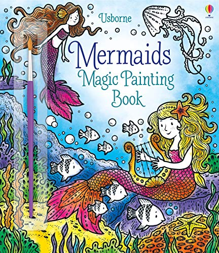 Magic Painting Mermaids: 1