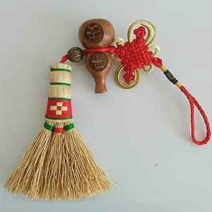 Baby Bedside Broom Pendant Baby Evil Spirits Shocked Sleeping Mini Broom Colour Travel Safely