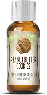 Peanut Butter Cookies Scented Oil by Good Essential (Huge 1oz Bottle - Premium Grade Fragrance Oil) - Perfect for Aromathe...