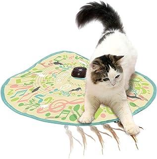 猫壱(necoichi) キャッチ・ミー・イフ・ユー・キャン2 猫用電動おもちゃ (猫と音符)