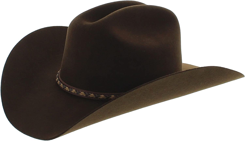 Justin Mens 3X Hills Hat