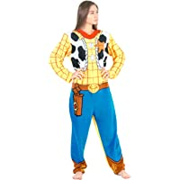 Toy Story Sheriff Woody Union Suit Costume Pajama