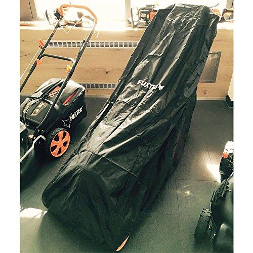 FUXTEC Abdeckplane FX-RME100 für Rasenmäher Garage Abdeckung