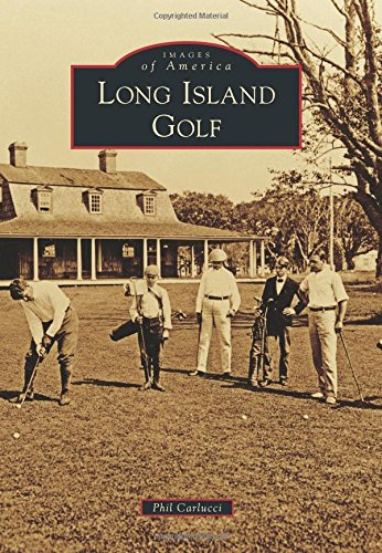 Long Island Golf (Images of America)