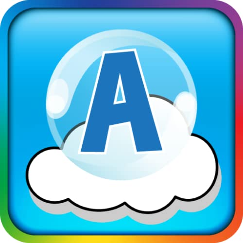 Alphabet Bubbles