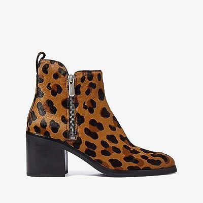 3.1 Phillip Lim Alexa 70mm Boot (Leopard) Women