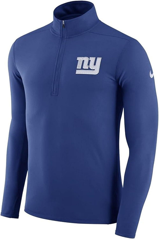 Nike NFL NFL NFL New York Giants Dri-Fit Element Top B071JNL6L4  Attraktive Mode 4f9ef6