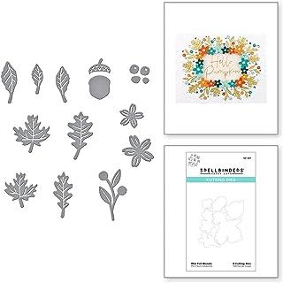 Spellbinders Mini Fall Blooms Dies, Metal