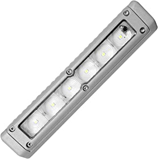 Dream Lighting 11w 12V LED Awning Light for RV Trailer Motor-home Automotive Boat/Marine Exterior Utility Porch Light Wate...