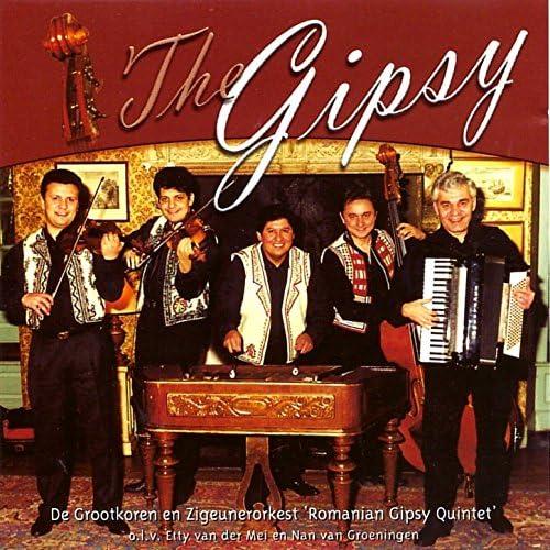 De Grootkoren Project & Zigeunerorkest 'Romanian Gipsy Quintet' feat. Etty van der Mei & Nan van Groeningen