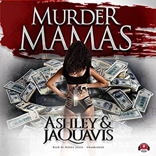 Murder Mamas audiobook cover art