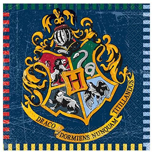 PARTY DISCOUNT Servietten Harry Potter, 33 cm, 16 Stück
